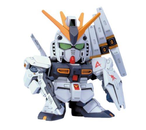 RX-93 Nu Gundam New (HWS Ver.) GUNPLA SD Gundam BB Senshi Vol. 209