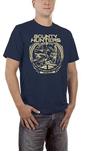 touchlines-bounty-hunters-t-shirt-homme-bleu-blau-navy-18-x-large