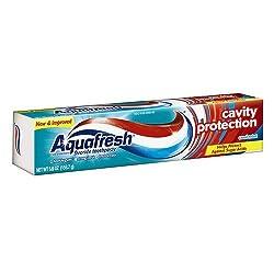 Aquafresh Toothpaste, 5.6 Oz