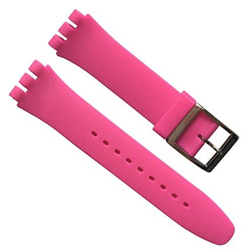 greenolive-19-mm-impermeabile-in-silicone-orologio-cinturino-in-gomma-di-ricambio-rosa