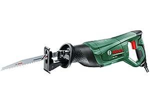 """Bosch Scie sabre""""Easy"""" PSA 700 E avec 1 lame de scie pour bois 06033A7000"""