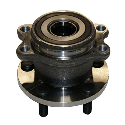 GMB 760-0010 Wheel Bearing Hub Assembly by GMB