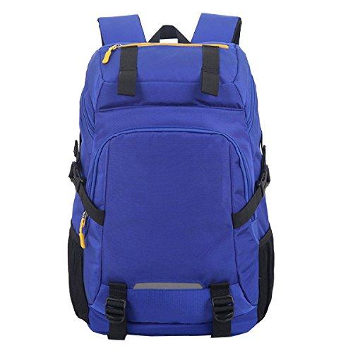 TUOZA Sacchetto Di Alpinismo Esterno Di Grande Capacità Borsa Da Viaggio,Blue-OneSize Blue
