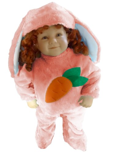 Hasen-Kostüm, F77 Gr. 68-74, für Babies und Klein-Kinder, -