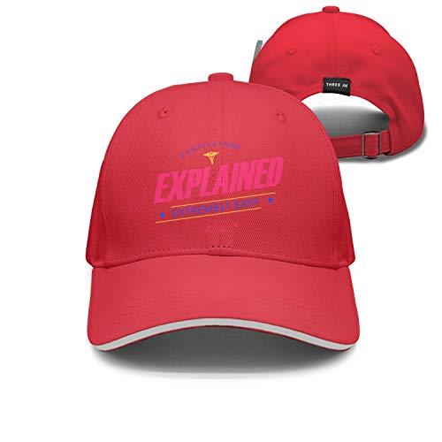 Preisvergleich Produktbild jiilwkie Sandwich Cap Ventilators Explained Extremely Easy EMT Hat