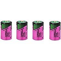 Batterie Lithium Industrie SL350//S 1//2AA 3.6V 1.2Ah Tadiran Schachtel mit 1 n