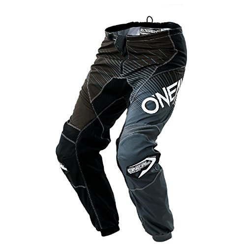 O'Neill 0108-132 - Oneal Element 2018 Racewear Motocross Hose 32 schwarz grau