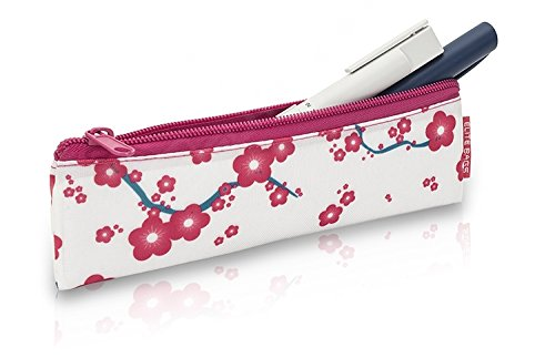 41C4nhFPeJL - Elite Cool Bag for Diabetes Insulin - Pink/White (Holds 2 pens) Reviews and price compare uk