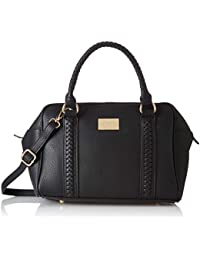 Satya Paul Women's Handbag (Black)