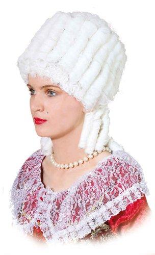 Orlob Damen Perücke Marie Antoinette zum Barock Kostüm -
