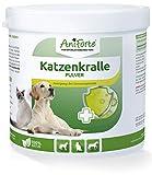AniForte Katzenkralle Pulver 250g für Hunde, Katzen und Pferde - 100% Natur Pur, Unterstützung Gelenkfunktion, Immunsystem, Förderung Stoffwechsel, Power-Pflanzen Boost, Energie und Lebensfreude
