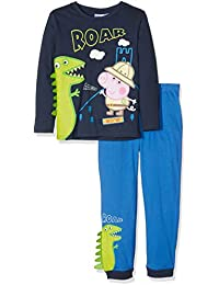 Peppa Pig George, Conjuntos de Pijama para Niños