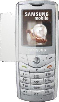 CrystalClear-Displayschutzfolie Samsung SGH-E200 (6 St.)