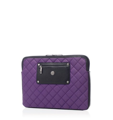 "Knomo Sleeve 13"", Nylon 13"" Sleeve case Black - notebook cases (Nylon, 33 cm (13""), Sleeve case, Black, Nylon, 330 x 220 x 30 mm) Violet"
