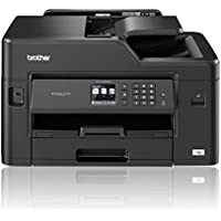 Brother MFCJ5330DW All-in-One A3 Inkjet Printer + Extra Set Of Original LC3219 XL Brother Inks (B 3,000, C,M,Y 1,500 Pages)
