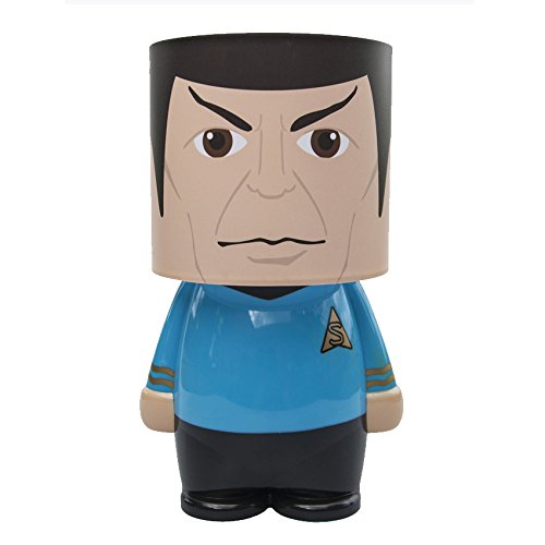 Star Trek - LED Mood Light Lampe - Captain Spock - 25 cm (Star Trek-kissen)