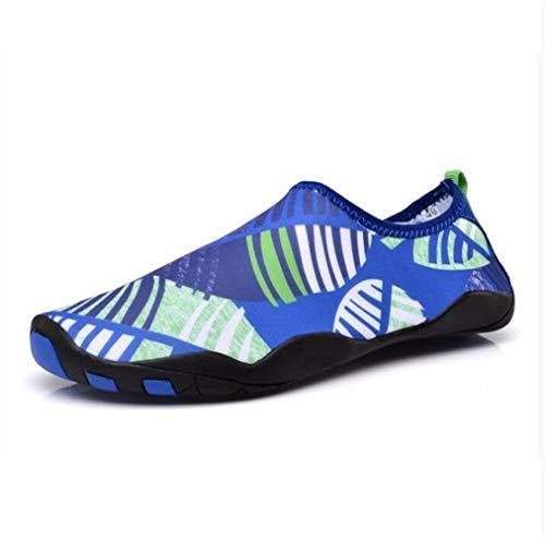 Strandsportschuhe, Weicher Boden, Schnell Trocknende Schuhe, Schwimmschuhe für Männer und Frauen, Borland, Fünfundvierzig
