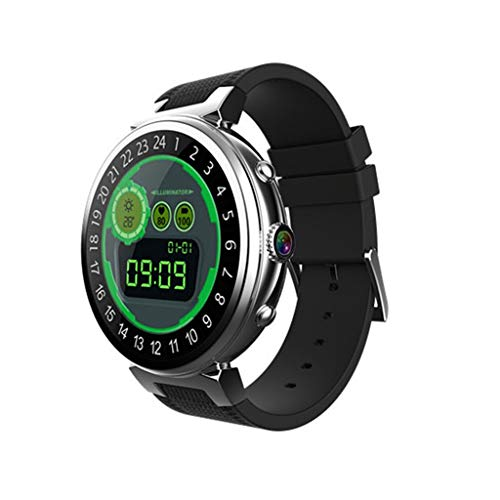LCDIEB Reloj Deportivo Smart Watch Android 5.1Support Tarjeta SIM GPS WiFi Reloj de Pulsera Deportivo...