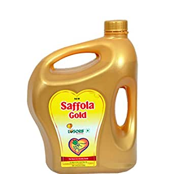 Saffola Gold  Oil - Losorb Technology, 5L Can