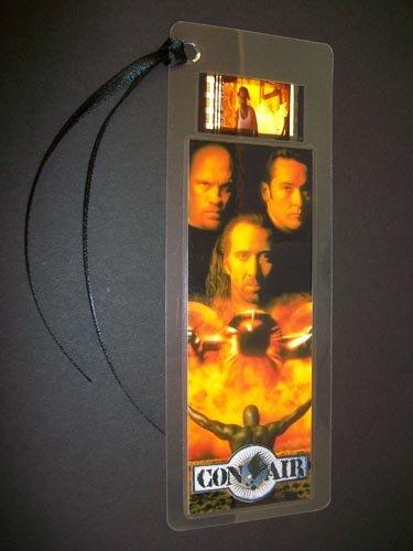 Con Air Nicolas Cage Film Film Cell Lesezeichen (Nicolas Cage, Con Air)