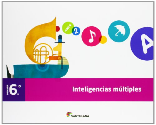 CUADERNO INTELIGENCIAS MULTIPLES 6 PRIMARIA - 9788468001623
