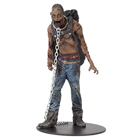 [Import Anglais]Walking Dead Series 3 Action Figures: Michonne Pet Zombie 1