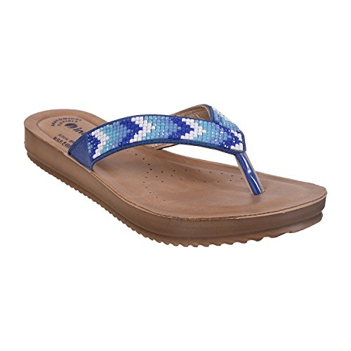 INBLU Blue Confort Slippers(bm39blue37)