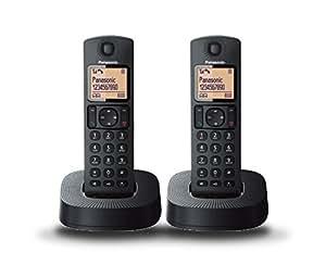 Telefono Panasonic KXTGC312SPB DUO (1 tel + 1 sup