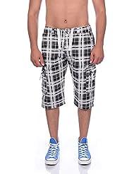 auf f r hosen mit gummizug shorts herren bekleidung. Black Bedroom Furniture Sets. Home Design Ideas