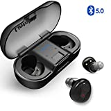 Lintelek TWS Bluetooth V5.0 Wireless Kopfhörer Earbuds In-Ear Ohrhörer Mini Sport Ohrhörer Stereo...