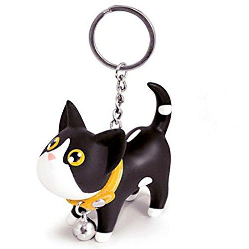 Schlüsselanhänger, Anhänger für Schlüssel Tasche lovely eine süß Katze