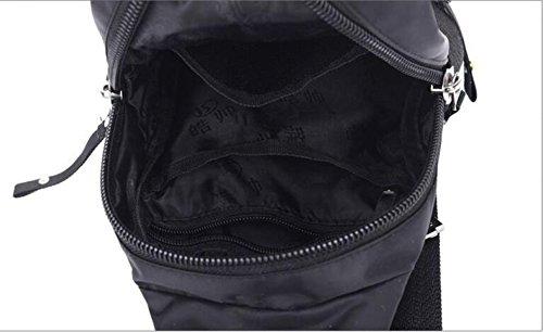 Herren Taschen Umhängetasche Umhängetasche Outdoor Casual Fashion Wild Einfache Wasserdichte Arbeitsreise Grey