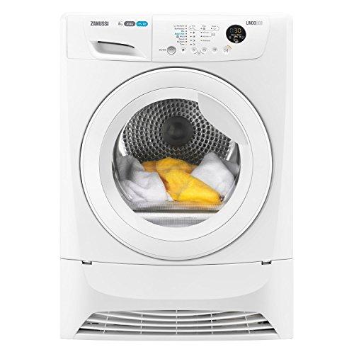 Zanussi ZDC8203WR 8kg Freestanding Condenser Tumble Dryer - White