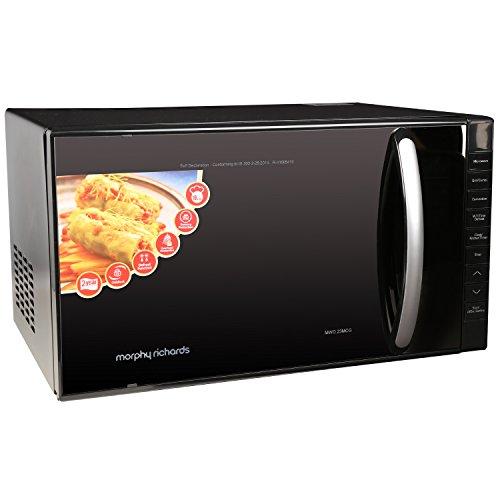 Morphy Richards 23MCG 23-Litre Convection Microwave Oven (Black)