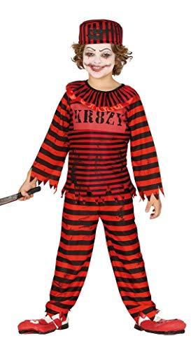 Enter-Deal-Berlin Kinderkostüm Killer Clown Größe 125-135 cm ( 7-9 Jahre )