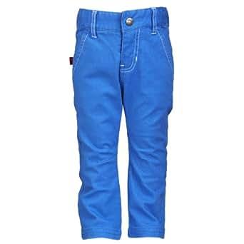 Lego Wear - Pantalon - Bb Garon - Bleu (554 Medium Blue) - FR : 12 mois (Taille fabricant : 80)