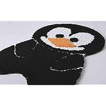 Alfombra Baño 60X100 SOREMA Penguin