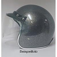 Visier DMD Bubble Visor HELMVISIER HELMSCHILD LEICHT GET/ÖNT
