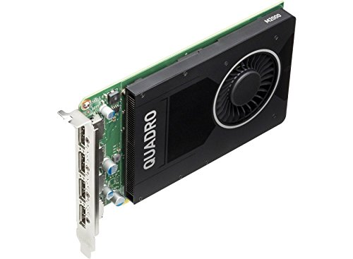 HP Quadro M2000 4096MB GDDR5