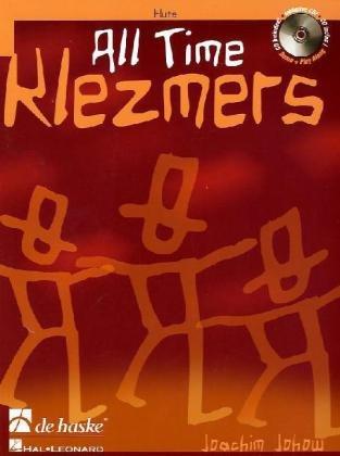 All Time Klezmers, für Querflöte, m. Audio-CD