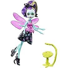 Mattel Monster High FCV48 - Garden Monster Friendly Insect Wingrid - Una libélula, muñeca