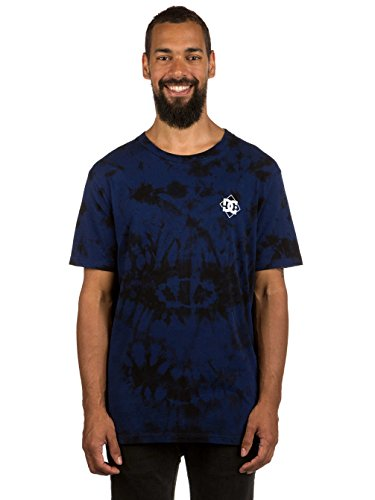 DC Washed Solo Star' Tee. Summer Blues. Azul