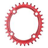 Best Cranksets - Lixada//Bike Narrow Wide Chainring Crankset Single Chain Ring Review