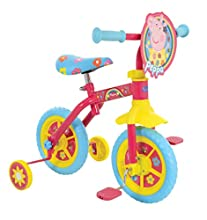Peppa Pig M004176 2 in1 bicicletta 25,4 cm training, multi