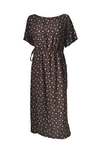 Größe Grecian Kleid Plus (Damen Sexy Maxi Kleid Ärmel Strand sommer Boho Kleid Casual Party Kleid Sundress(16,)