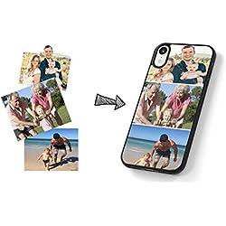 IDcaseFR Coque Silicone Bumper Souple Samsung Galaxy S8 Plus -Coque téléphone avec Photo personnalisée, Personnalisable avec Votre Propre Image au choixau Choix Swag Case TPU 3+ Stylet