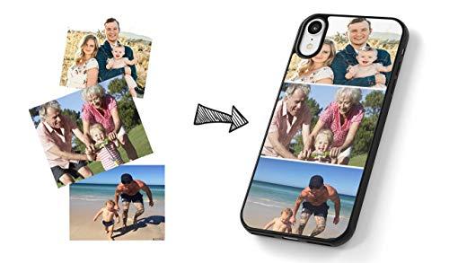 IDcaseFR Coque Silicone Bumper Souple Samsung Galaxy S8 -Coque téléphone avec Photo personnalisée, Personnalisable avec Votre Propre Image au choixau Choix Swag Case TPU 3+ Stylet