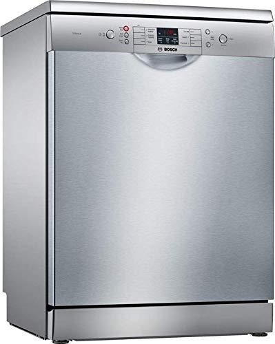 Bosch 12 Place Setting Dishwashers | Free Standing | Silver INOX