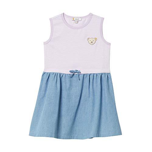 Steiff Baby-Mädchen Kleid, Violett (Pastel Lilac 7008), 86