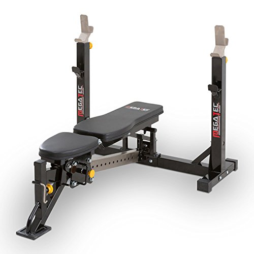 MegaTec Drückerbank Bench Press Double-Sided